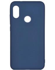 Чохол Soft Touch Xiaomi Mi A2 (синій)