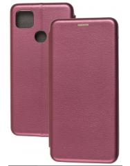 Книга Premium Xiaomi Redmi 9C (бордовий)