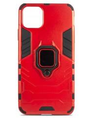 Чохол Armor + підставка iPhone 11 Pro Max (червоний)