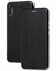 Книга Premium Xiaomi Redmi 9a (черный)