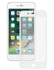 Скло Universal Apple iPhone 6 Plus/7 Plus/8 Plus (5D White)