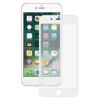 Стекло Universal Apple iPhone 6 Plus/7 Plus/8 Plus (5D White)