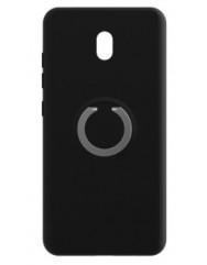 Чохол Bran + Ring Xiaomi Redmi 8a (чорний)
