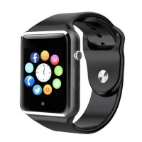 Смарт-часы Smart Watch A1 (Black)