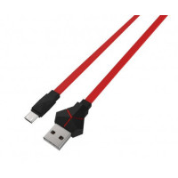 USB кабель HAVIT HV-CB534 Micro (красный)