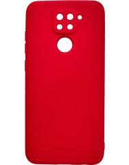 Чехол Molan Xiaomi Redmi Note 9 (красный)