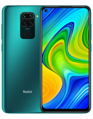 Xiaomi Redmi Note 9 3/64Gb NFC (Green) EU - Офіційний