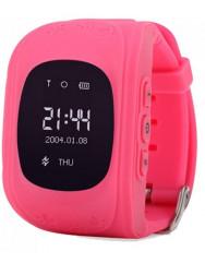 Дитячий GPS-годинник Q50 OLED (Pink)