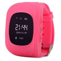 Детские GPS-часы Q50 OLED (Pink)