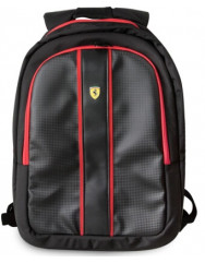 "Рюкзак CG Mobile Ferrari On track backpack 15"" (Black)"