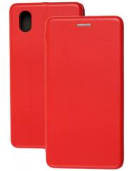 Книга Premium Samsung Galaxy A01 Core (червоний)