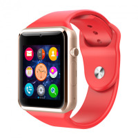 Смарт-часы Smart Watch A1 (Red)