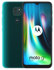 Motorola G9 Play 4/64GB (Forest Green)