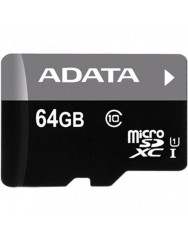 Карта пам'яті Adata micro SD 64 GB (10cl)