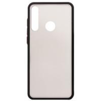 Чехол LikGus Maxshield матовый Huawei Y6p (черный)