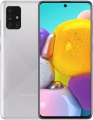 Samsung A715F Galaxy A71 6/128 (Crush Silver) EU - Официальный