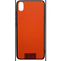 Чехол Remax Tissue Xiaomi Redmi 7a (оранжевый)