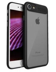 Чохол-накладка Auto Focus iPhone 7 (чорний)