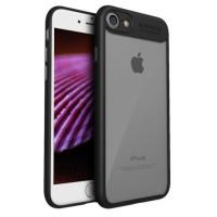 Чехол-накладка Auto Focus iPhone 7 (черный)