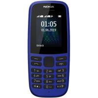 Nokia 105 Single Sim 2019 (Blue) TA-1203