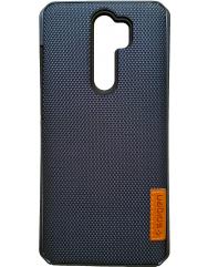 Чехол SPIGEN GRID Xiaomi Redmi Note 8 Pro (темно-синий)
