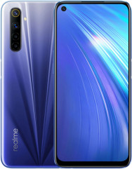 Realme 6 4/128Gb (Blue) EU - Офіційний