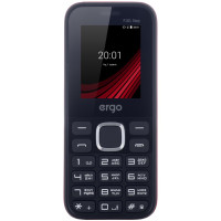 Ergo F181 Step Dual Sim (Red)