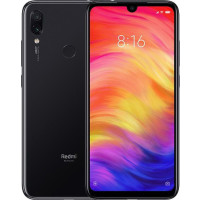 Xiaomi Redmi Note 7 3/32Gb (Black) - Азиатская версия