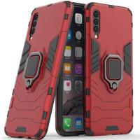 Чехол Armor + подставка Samsung Galaxy A50 / A50s / A30s (красный)