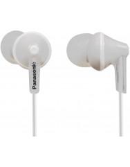 Вакуумні навушники Panasonic RP-HJE125E-W (White)