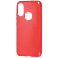 Чехол Shine Xiaomi Redmi Note 7 (красный)