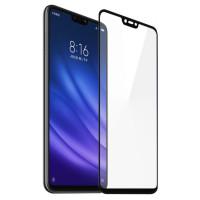Стекло Xiaomi Mi 8 Lite (5D Black) 0.33mm