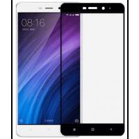 Защитное стекло Xiaomi Redmi 4a (3D Black) 0.33mm