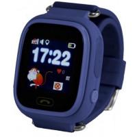 Детские GPS-часы Q90 / Q100 (Dark Blue)