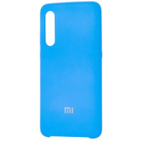 Чехол Silky Xiaomi MI 9 SE (голубой)