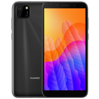 Huawei Y5p 2/32Gb (Midnight Black) EU - Официальный