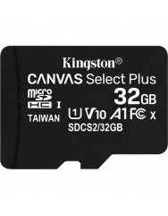 Карта памяти Kingston Canvas Select Plus micro SD 32gb (10cl)