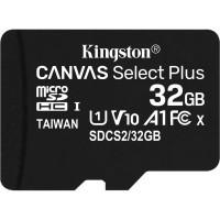 Карта памяти Kingston Canvas Select Plus micro SD 32gb (10cl)