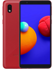 Samsung A013F Galaxy A01 Core 1/16Gb (Red) EU - Официальный