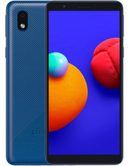 Samsung A013F Galaxy A01 Core 1/16Gb (Blue) EU - Официальный