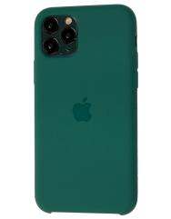 Чохол Silicone Case Iphone 11 Pro Max (зелена сосна)
