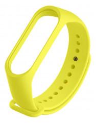 Ремінець для Xiaomi Mi Band 5 (Yellow)