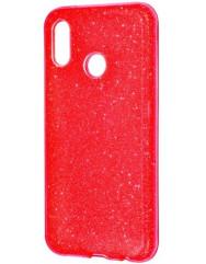 Чохол Shine Xiaomi Redmi Note 6 Pro (червоний)