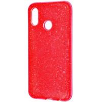 Чехол Shine Xiaomi Redmi Note 6 Pro (красный)
