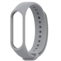 Ремешок для Xiaomi Band 3/4 (Grey)