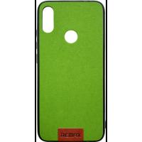 Чехол Remax Tissue Xiaomi Redmi Note 7 (зеленый)