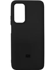 Чохол Silicone Case Xiaomi Mi 10T / Mi 10T Pro (чорний)