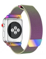 Ремінець Milanese для Apple Watch 38/40mm (градієнт)