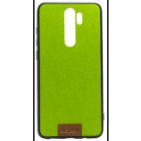 Чехол Remax Tissue Xiaomi Redmi Note 8 Pro (зеленый)