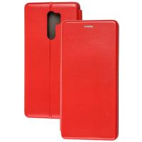 Книга Premium Xiaomi Redmi 9 (красный)